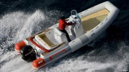 Gommone Pirelli PZero 660 Yacht Tender