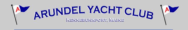 Arundel Yacht Club BANNER