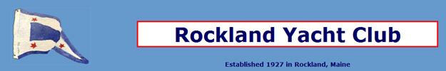 Rockland Yacht Club BANNER