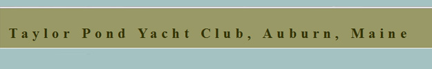 Taylor Pond Yacht Club BANNER