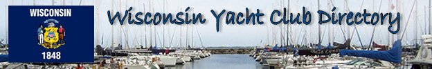 Wisconsin Yacht Club STATE BANNER