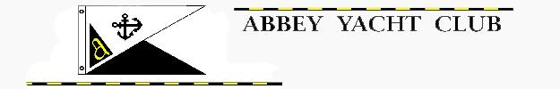 Abbey Yacht Club BANNER
