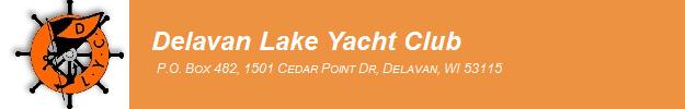 Delavan Lake Yacht Club BANNER