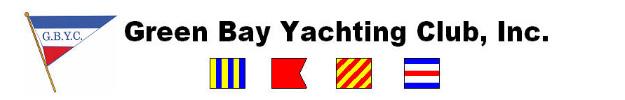 Green Bay Yachting Club BANNER
