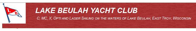Lake Beulah Yacht Club BANNER