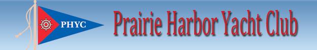 Prairie Harbor Yacht Club BANNER
