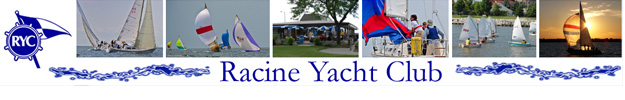 Racine Yacht Club BANNER