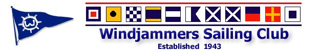 Windjammers Sailing Club BANNER