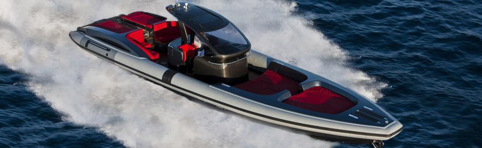 Pirelli PZero Yacht Tenders