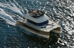 Fountaine Pajot 37MY by Denison Yacht Sales