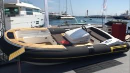 Pirelli PZero Yacht Tenders T45 Jet Diesel