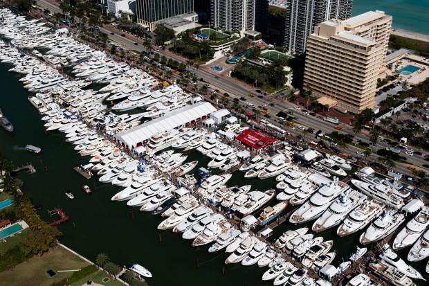 Yachts Miami Beach Show