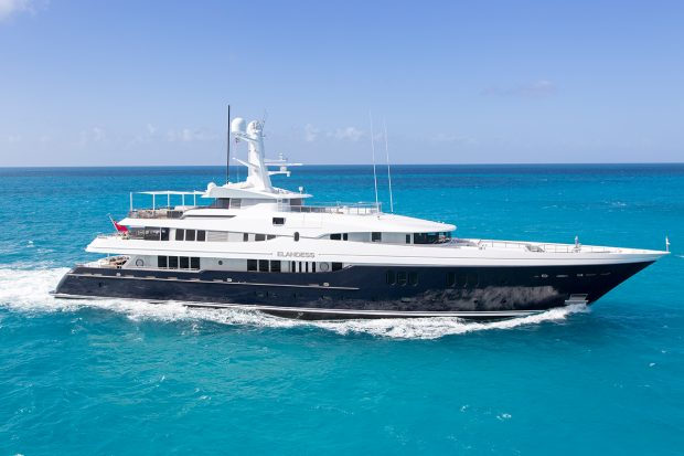 Elandess Superyacht Sold by Denison Yacht Sales